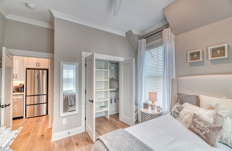 2019 Professional Builder Design Awards Silver single family over 3100 sf apartment bedroom