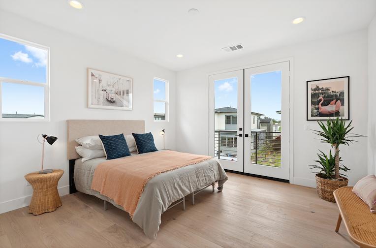 2019 Professional Builder Design Awards Silver Single Family over 3100 sf Miraval II bedroom