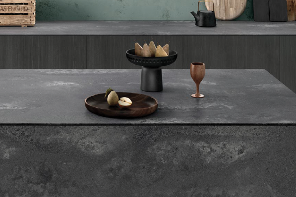 2019 top 100 products-kitchen and bath-Caesarstone-Rugged Concrete 4033