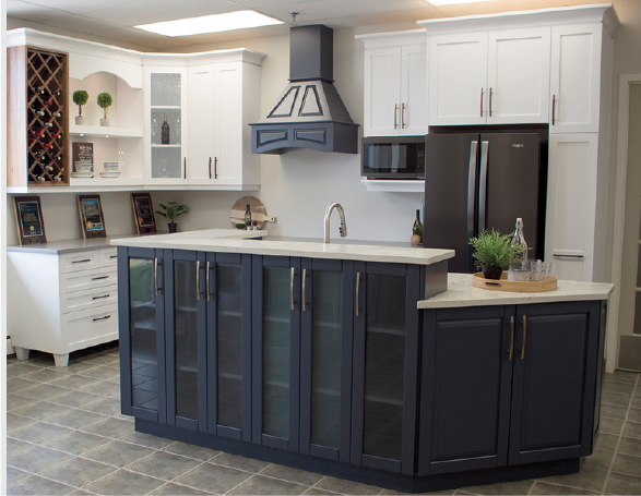 2019 top 100 products-kitchen and bath-Elias Woodwork-cabinet boxes and doors