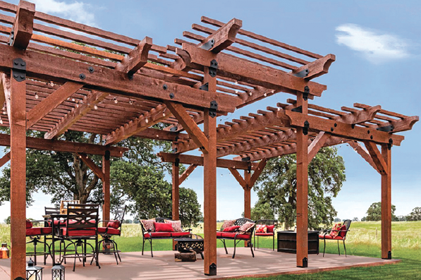 2019 top 100 products-outdoor living-Simpson Strong-Tie-outdoor accents connectors