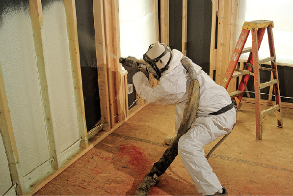2019 top 100 products-structural-BASF spray foam insulation