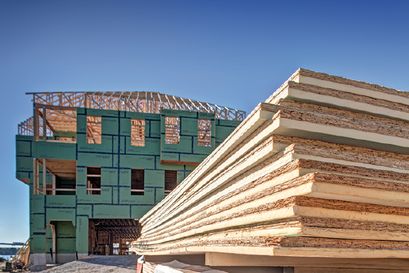 2019 top 100 products-structural-Huber Zip System R-Sheathing