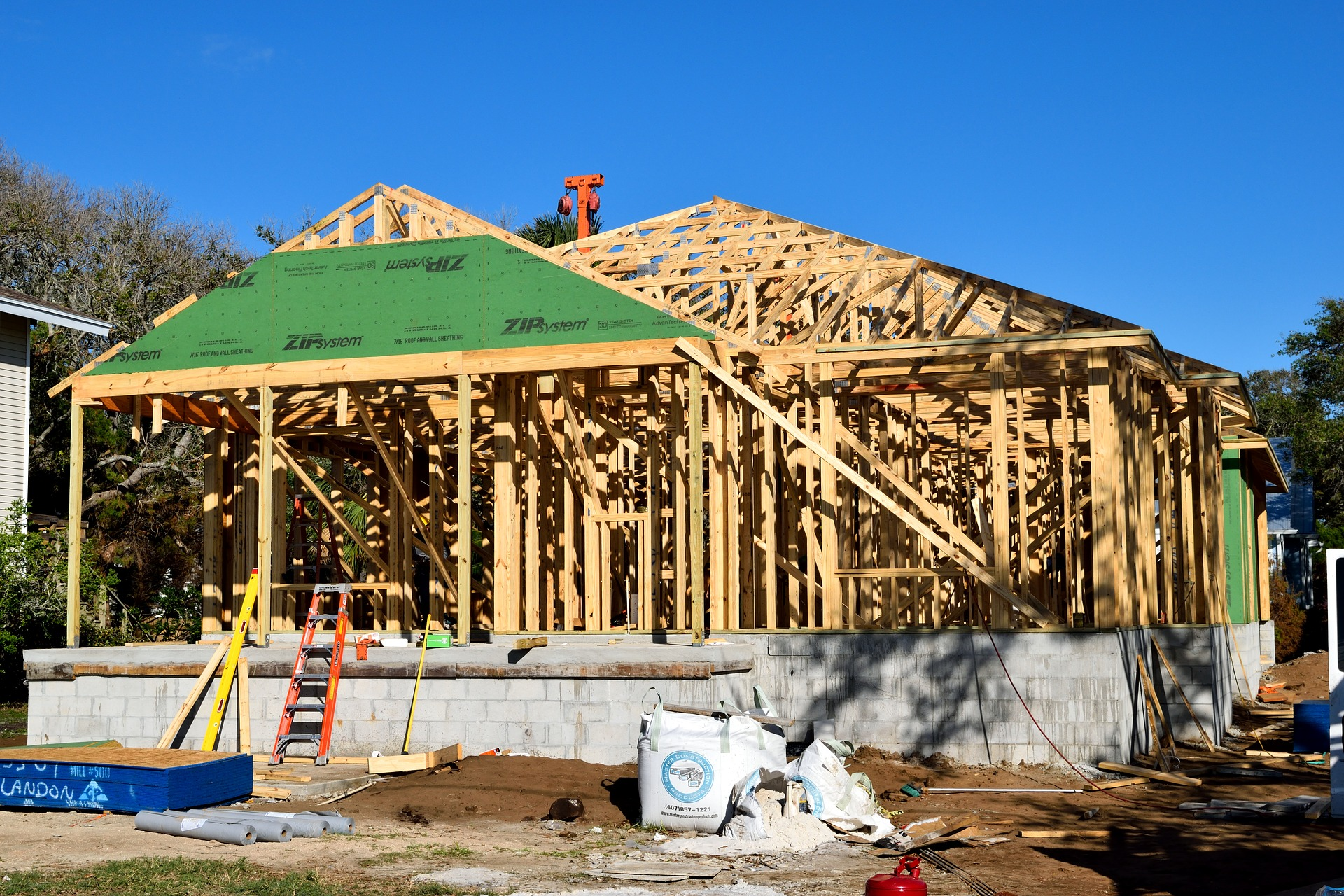 Framing sheets for home building efficiency