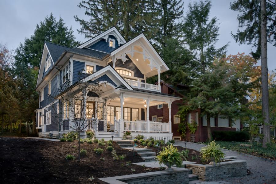 Historical Architecture Meets Modern Performance | Professional Builder
