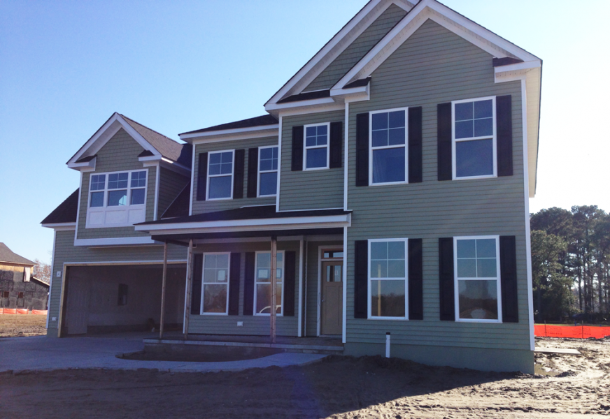 When faced with a decision about what exterior siding to select, Rob Prodan chose James Hardie® fiber cement enhanced with ColorPlus® Technology.