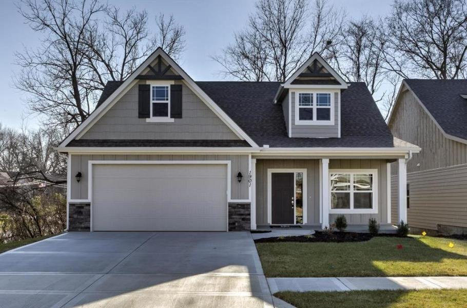 Hearthside Homes Exterior Front