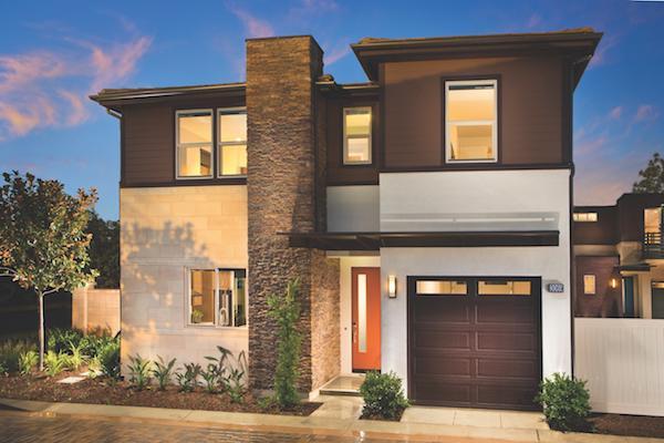High-density detached homes