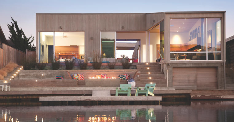 Lagoon House, Seadrift, Calif, 2018 Project of the Year Award