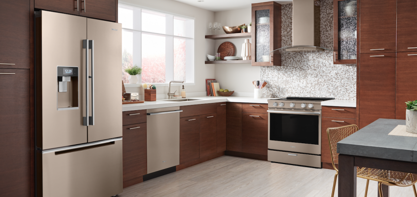2018 Top 100 Products Appliances Professional Builder