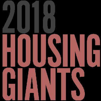 2018 Housing Giants rankings_Professional Builder 2018 list of largest U.S. builders