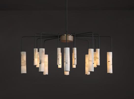 Skram Furniture's Arak lighting line