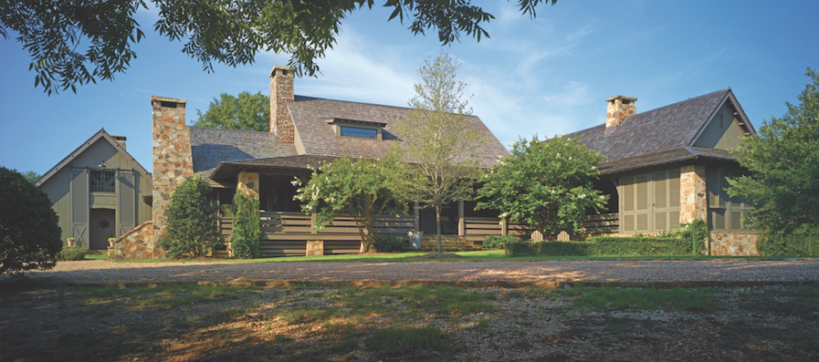 Marsh Farm by Jeffrey Dungan Architects