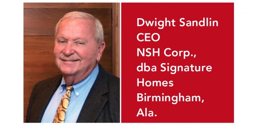 Dwight Sandlin Signature Homes