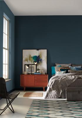 Heron, the 2018 Color of the Year from Pratt & Lambert
