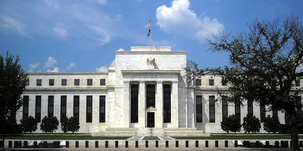 The Eccles Building in Washington, D.C., which serves as the Federal Reserve System's headquarters. In September, the Fed did not raise its federal funds rate. Photo: AgnosticPreachersKid/Wikimedia Commons.