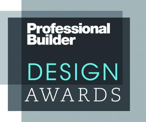 Professional Builder Design Awards logo