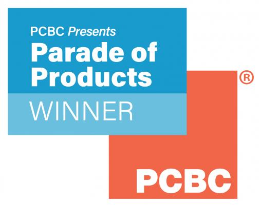 PCBC Parade of Products (POP) logo