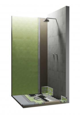 Profilitec Shower system Showertec