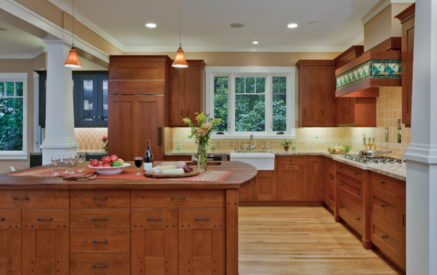 6 Kitchen Design Trends For 2013