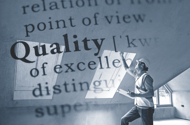 quality assurance_builder quality_attention to detail and process