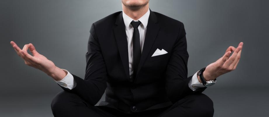 Dr. W. Edwards Deming_photo businessman meditating_photo by Andrey Popov_stock.adobe.com