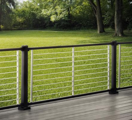 Trex Signature Aluminum Rod Rail