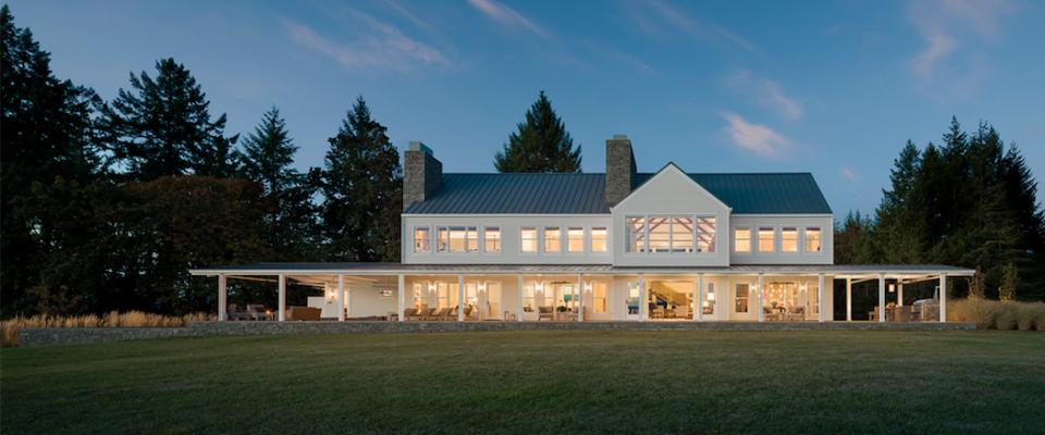 2018 Gold Award winner_Willamette Valley Residence, Sheridan, Ore. _Rockefeller Kempel Architects with builder Hammer & Hand