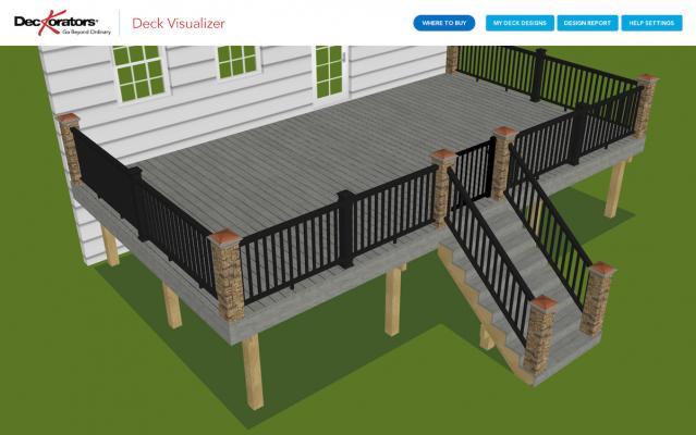Decking | Deckorators | Professional Builder