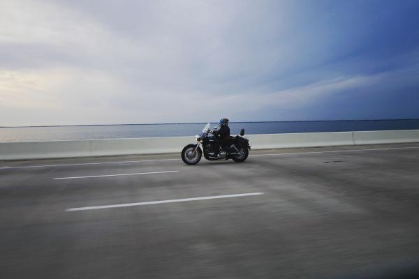 motorcycle in tampa