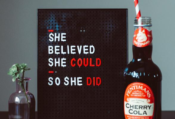 Quote with cherry cola bottle | A recent study found that in all of the 50 largest U.S. metros, single women own more homes than single men. A new ranking shows where they are buying.