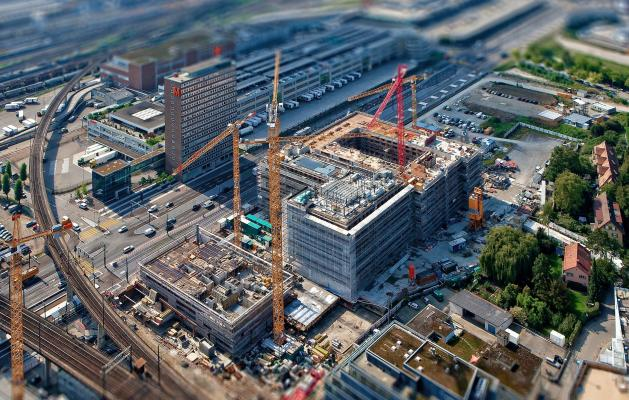 For the third consecutive month in February, construction spending increased, despite expert reports of the sector softening.