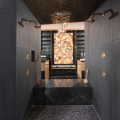The New American Home 2019_master bath_shower