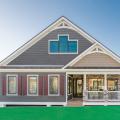 Home innovation_Show Village_55+ home_exterior