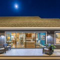 Home innovation_Show Village_55+ home_exterior rear