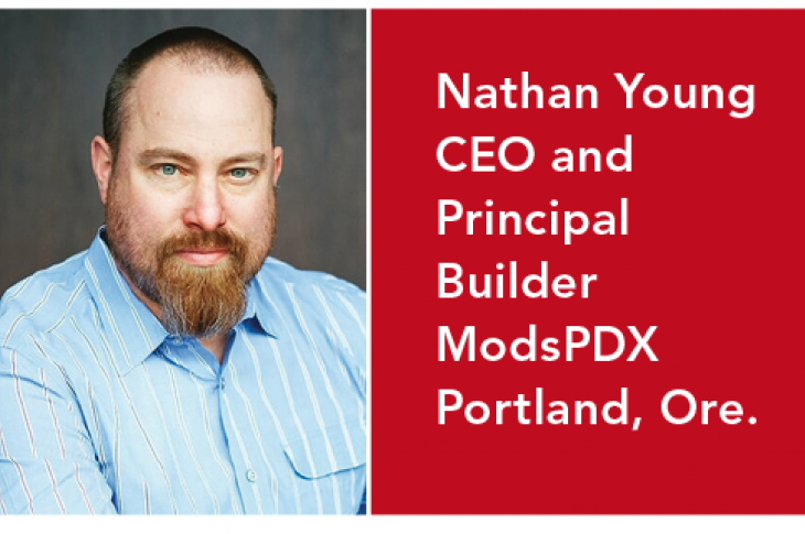 ModsPDX CEO Nathan Young