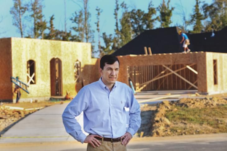 Saun Sullivan, DSLD Homes, Builder of the Year, Professional Builder magazine