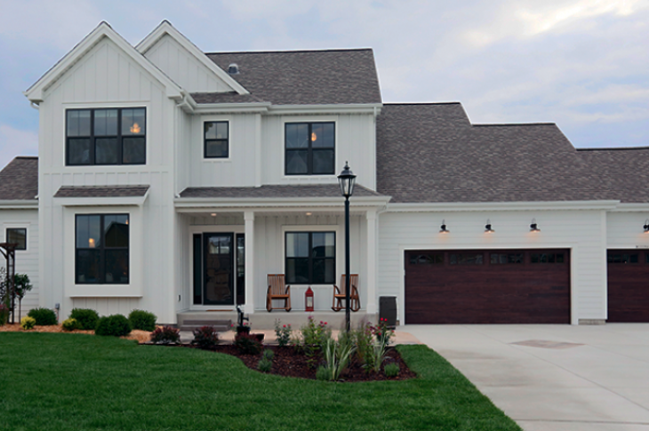 NHQ Silver winner_Tim O'Brien Homes_Hickory Parade_exterior