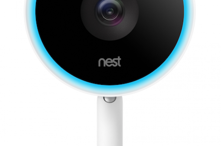 2018 Top 100 Products_Nest_Cam_IQ_Front_Ring_Glow