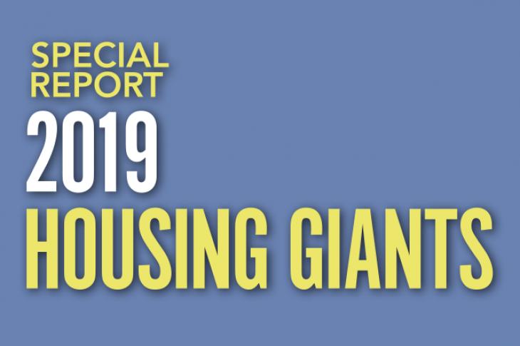 2019 Housing Giants logo-largest U.S. builders-builder rankings
