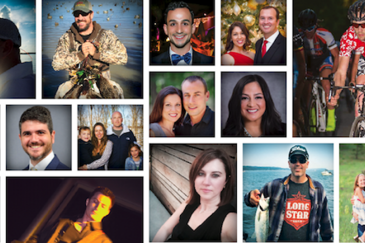 winners of the 2016 Professional Builder 40 Under 40