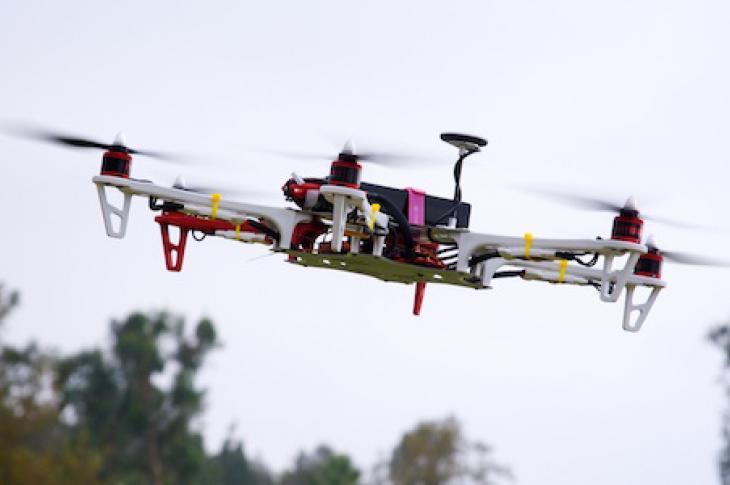 Growing number of large homebuilders adopting use of aerial drones