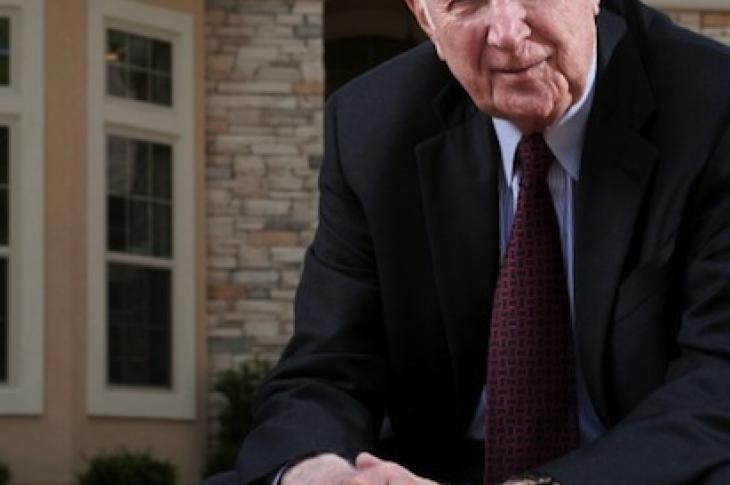 Arthur Rutenberg, Chairman, Arthur Rutenberg Homes, Clearwater, Fla.
