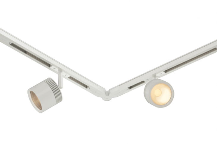 Bruck Lighting_SmarTrack 48-volt lighting track system_lighting_building products