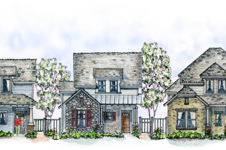 stoneridge cottages Larry Garnett, FAIBD