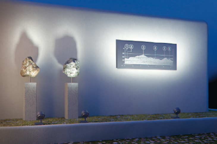 These new outdoor lighting products from ERCO give façades and entrance areas greater emphasis.