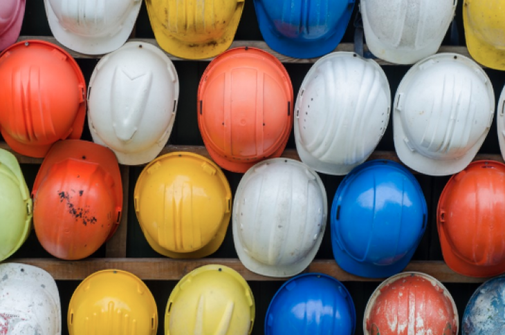 New initiatives aim to get youths into hard hats and onto construction sites.