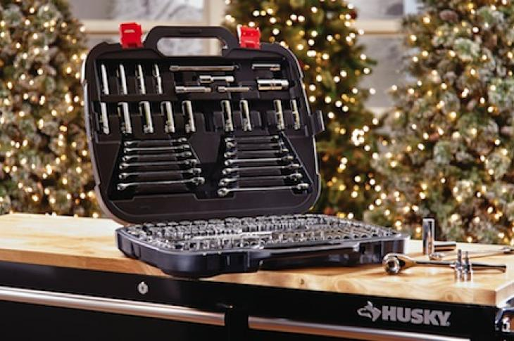 Husky Mechanic tools set
