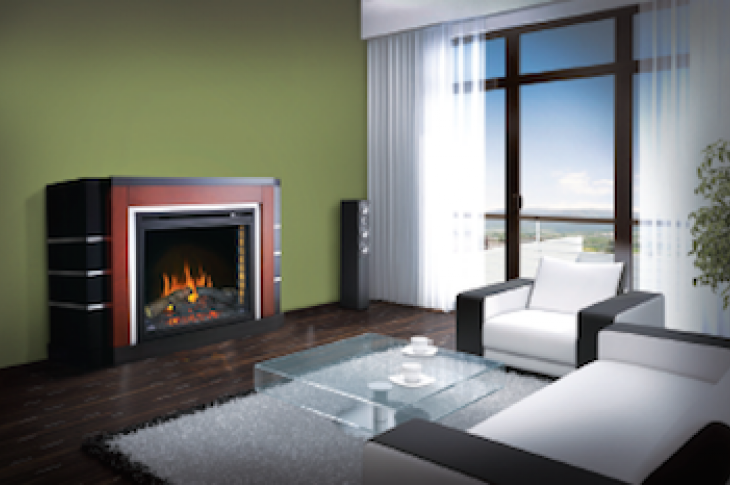 Napoleon Loren fireplace