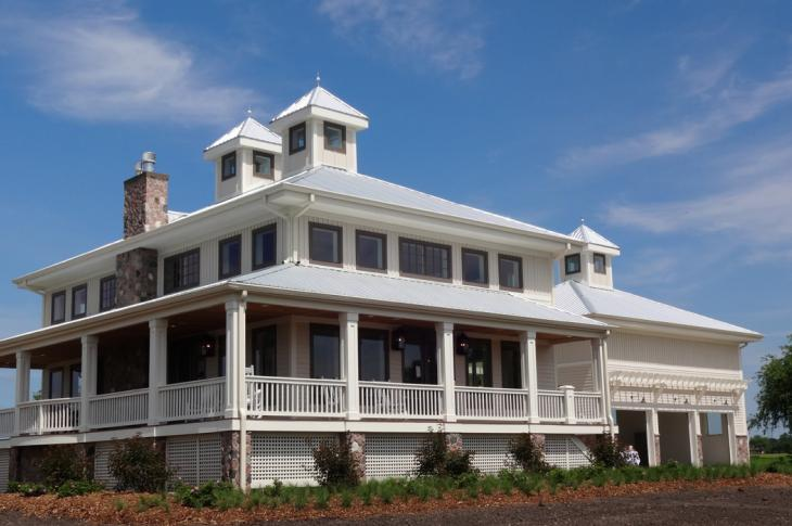 Swainson House at Serosun Farms